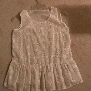 Summer cotton top
